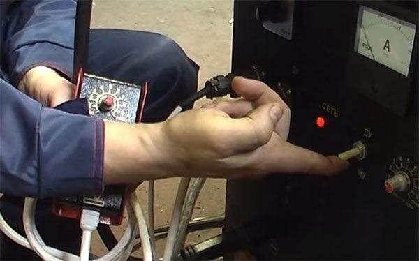Сварочный выпрямитель ВДУ-506 с пультом дистанционного управления