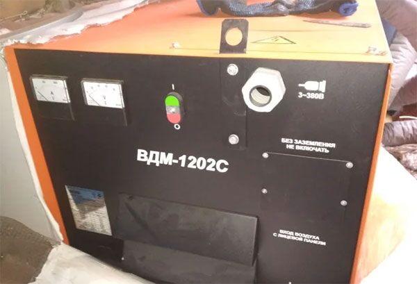 Выпрямитель сварочный ВДМ-1202С