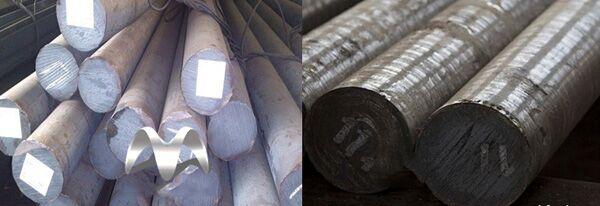 Легированная сталь марки 9ХС