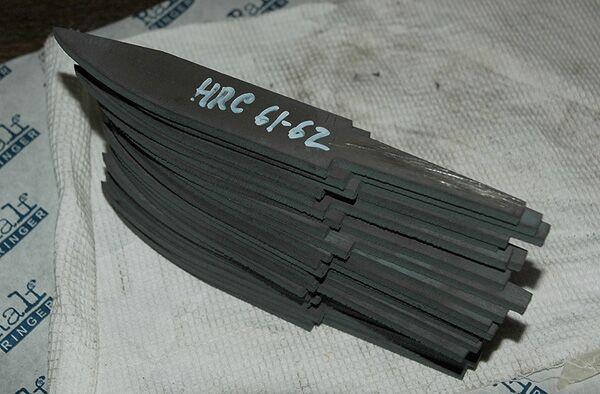 Технические характеристики стали 40Х13